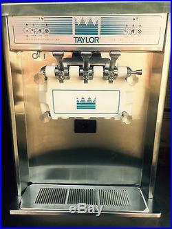 Taylor Ice Cream Machine 794 (2012)