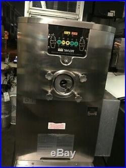 Taylor Ice Cream Machine C706-27 Air cooled 1 Phase Pump 2003 soft serve