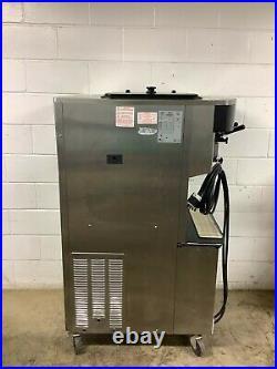 Taylor Ice Cream Machine C713-27 2 Flavor & Twist 1 Phase 208/240v Tested