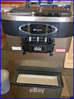 Taylor Ice Cream Machine Model 713/33 Water Cooled 2009 Model