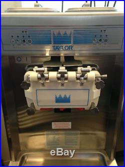 Taylor Model 794 SOFT SERVE FREEZER TWIN TWIST - WATER COOLED 3PH(4 Available)