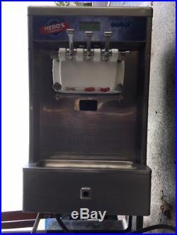 Taylor Soft Serve Countertop Ice Cream Machine 337-27