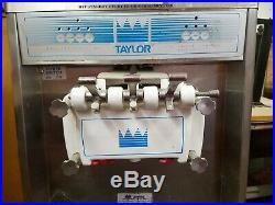 Taylor Soft Serve Ice Cream & Frozen Yogurt Machine Model 336-27 2 Flavor
