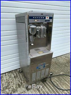 Taylor Soft Serve Ice Cream Machine