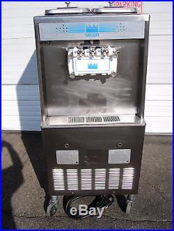 Taylor Soft Serve Ice Cream Machine, 1-ph, Water-Cooled