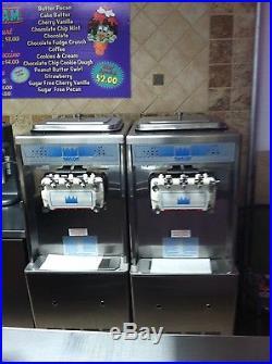 Taylor Soft Serve Ice Cream Machine Model No. 336-27
