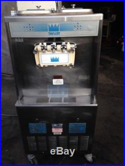 Taylor Soft Serve Machine