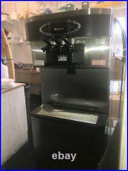 Taylor Soft Serve ice cream frozen yogurt machine C713-33 water cooled 3phase