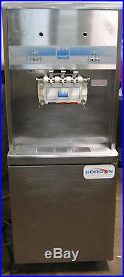 Taylor Softserve Ice Cream Soft Serve Machine Freezer twin twist 3 model 8756-27