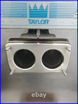Taylor Yogurt Machine