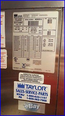 Taylor c722 -33 Soft Serve Ice Cream Machine Mint. U can do Long Island Pickup
