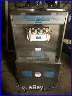 Taylor ice cream machine. It came from a University cafeteria. Three phase