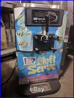 Taylor ice cream machine soft serve model c709-27 air cooled