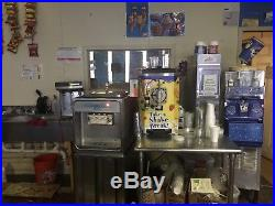 Taylor ice cream machine totally referbushed air cooled. Greatworking