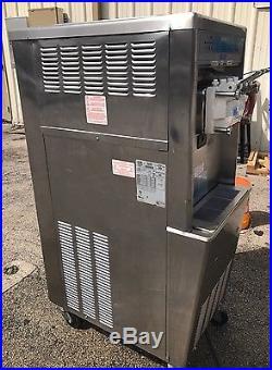 Taylor soft serve ice cream machine Air Cooled