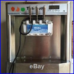 Thakon TK968 Soft Serve Ice Cream Machine/ Frozen Yogurt Machine