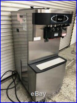 Twin Flavor Twist Frozen Yogurt Soft Serve Machine Taylor C713-33 #1974 NSF USA