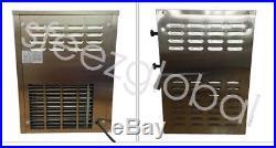 USED Commercial Frozen Hard Ice Cream Machine 1400W 10-20 L/H Ice Cream Maker