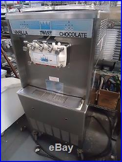 Used Taylor 339-27 Commercial Soft Serve Ice Cream Machine Air Cooled 1 Ph