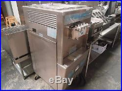 Used Taylor 754-27 Commercial Soft Serve Ice Cream Machine Air Cooled 1 Ph