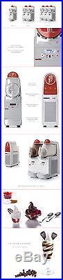 Ugolini Minigel Ice cream, Soft ice cream machine, icecream, slush machine new
