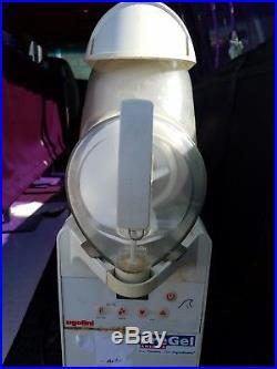 Ugolini spa America Soft Serve Frozen Yogurt/Ice Cream Machine Used