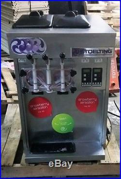 Used 2012 Stoelting Ice Cream / Frozen Yogurt Top-Loading Counter Machine