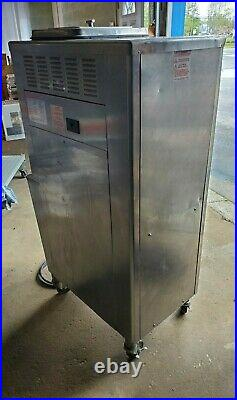 Used Taylor Three Head Soft Serve Ice Cream Machine Model 336-33