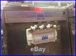 Used Taylor Y754-33 Commercial Soft Serve Ice Cream Machine