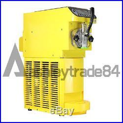 Vertical Single Head Automatic Ice Cream Maker Mini Soft Ice Cream Machine 220V