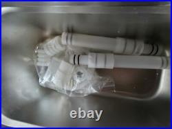 Vevor Commercial Mix Ice Cream Machine Quick Frozen YKF-8228H 20-28L/h