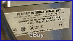 VitaMix Flurry Machine Model# VM0800A