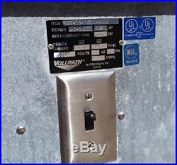 Vollrath Model 36419 Drop In Refrigerated Frost Top