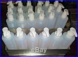 Wadden 24 Flavor System (Astro Blender) Ice Cream Soft Serve bottles and pumps