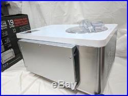 Waring Commerical WCIC20 Electric 2 Quart Ice Cream Maker Machine