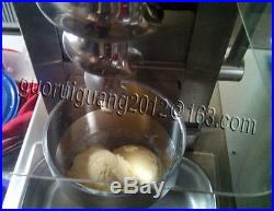 With competitive price fruit ice cream machine/Yogurt ice cream mixer/blender